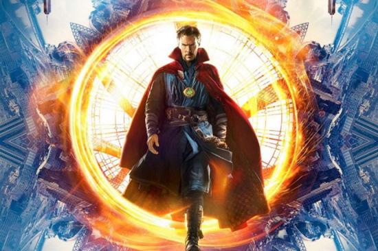 地表最懂故事的漫威英雄~奇異博士 (圖/Doctor Strange@facebook)