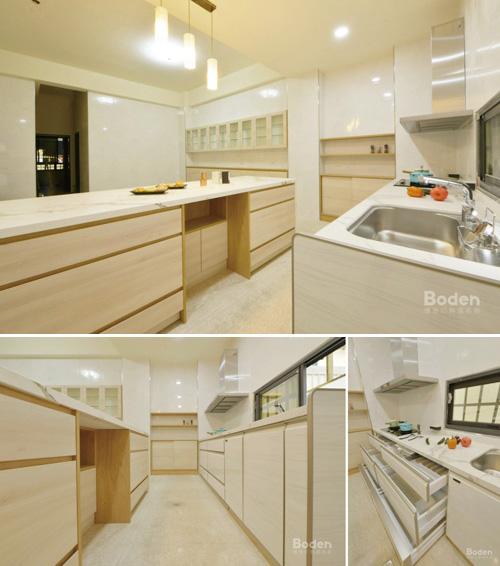 採光、動線、收納、排煙孔、插座水電等,都是廚房規劃重點!