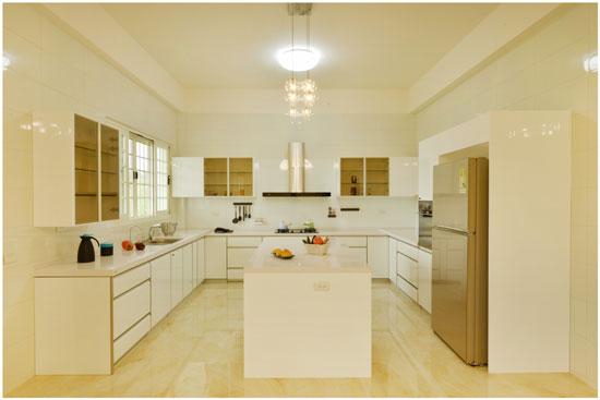 工程藍圖完美銜接廚房規劃,成就量身訂做的理想廚房!