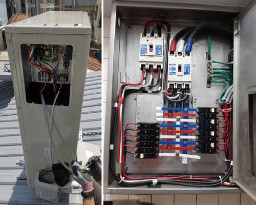 複合材料塗在發電機、壓縮機、發動機…,有節能省電之效。
