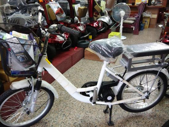 高雄高紅電動車大力推薦勝一EV20S電動輔助自行車,很適合學子通勤。