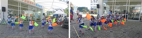 市長與乖寶貝幼兒園孩子互動融洽~最佳代言人「乖寶貝」今天的表演很棒!