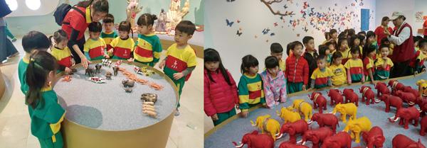 親身體驗、參與,拉近與藝術的距離,培養孩子的觀察力與敏銳度。