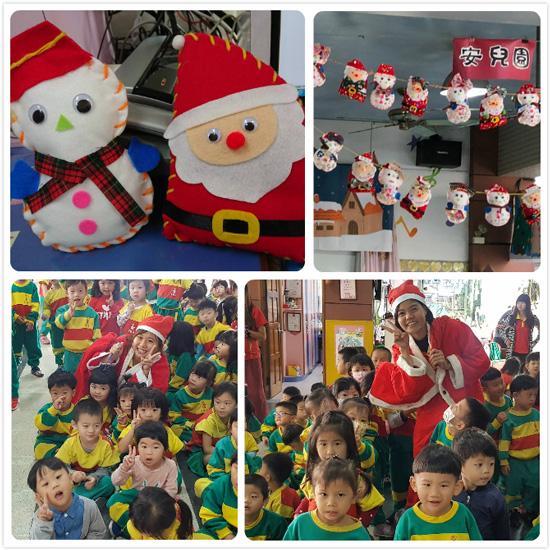 老師提供可愛範本(左上),孩子自由發揮的創意絕對卡哇伊幾百倍!小小藝術家有著大大想像力,超棒Der。