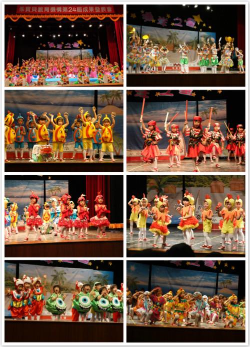 歡迎蒞臨2019年乖寶貝幼兒園大型舞台劇~海洋之星!