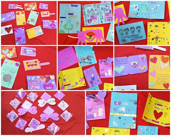 母親節最美情話,通通收錄在這些卡片囉!