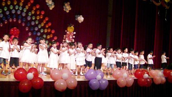 高雄楠梓區童心園幼兒園祝福所有孩子平安喜樂、健康成長。