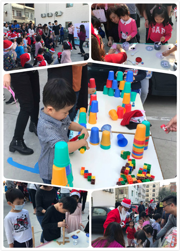 動動小手闖關遊戲,帶幼兒園孩子玩出專注力!