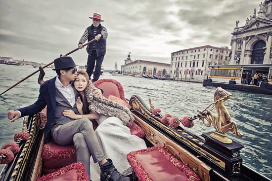 交由「婚禮一站式」籌劃海外旅拍,一起呼朋引伴,共享喜悅,順便渡蜜月!
