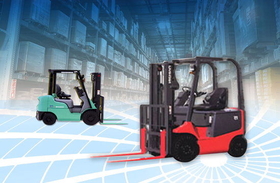 除了防災必用堆高機外,三菱堆高機可說各個領域的好幫手,協助企業整理貨物,展現效率與形象。