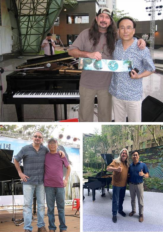 世國琴行提供音樂會鋼琴,竟多次巧遇「馬修連恩」,讓人直呼不可思議。