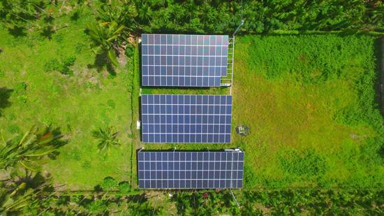 跨出綠能發電一小步,成就悠然生活一大步!