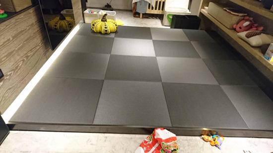 在台定居的日本顧客也選擇大益榻榻米,為居家打造極具設計感的優雅空間。