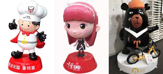 人偶裝,人形布偶,布偶裝,吉祥物,大型公仔,FRP玻璃纖維公仔