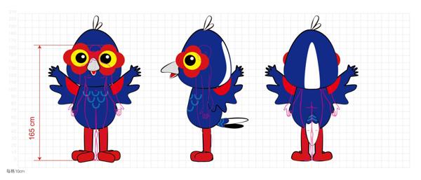 「我形偶塑」將「人偶裝」做視覺化的立體呈現,打造跟人一樣高的嘉一郎。