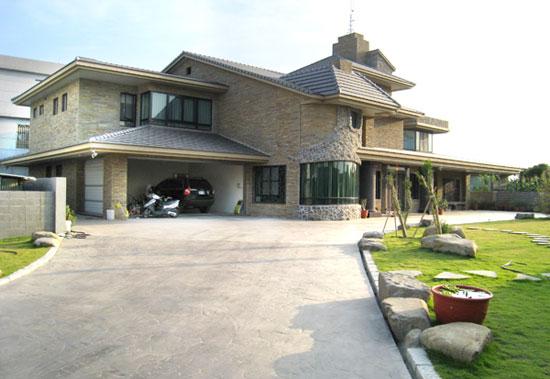 杜邦營造有限公司,高雄,蓋別墅,蓋房子,蓋透天,精緻農舍