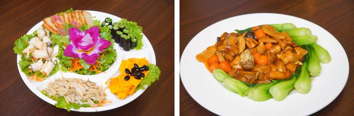 高雄,素食蔬食,懷石料理,養生料理,素食年菜