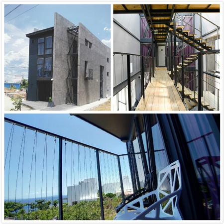 小琉球海景民宿「天台日光屋」是一間節能減碳,充滿光元素的神奇建築。