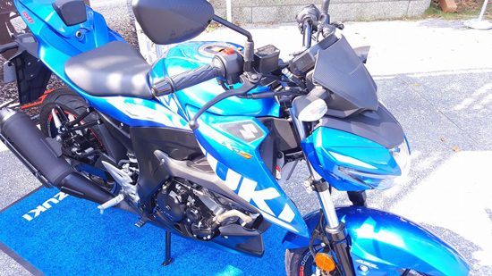 SUZUKI GSX-R150、GSX-S150新車上市,車友想買GSX好零件,來高雄振昌機車材料行就對了!