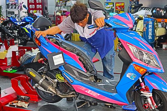 保養、修理機車眉角特別多,青峰車業行的專業與用心,讓您放心騎。
